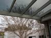 double 250mm aluminium verandah beam