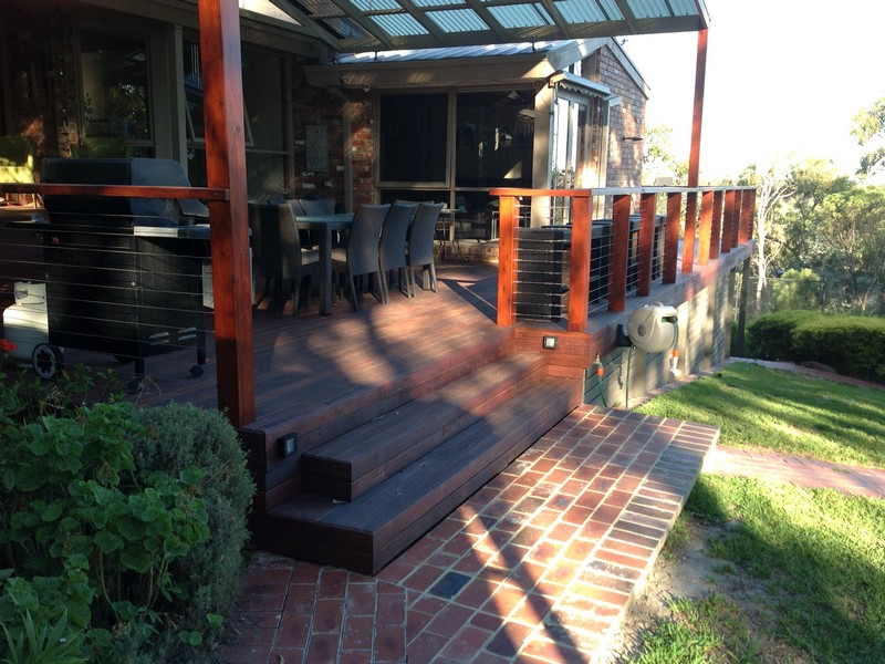 alfresco deck verandah