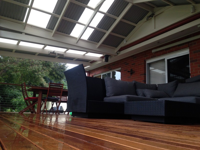 alfresco outdoor area melbourne