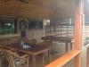 first floor timber alfresco