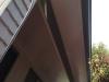 insulated panel verandah with timber beam