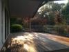 solarspan deck stainless steel handrail