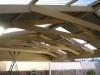gable-roof-framework