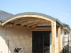 curved roof polycarbonate