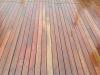 silvertop ash decking