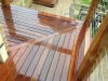 decking boards & stainless steel swaging