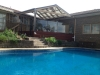 pool verandah deck
