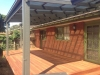 timber verandah deck