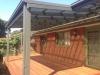 jarrah deck flat roof verandah