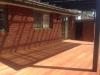 jarrah decking roof extenda verandah