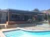 deck near pool