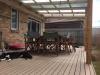 eckop deck & flat roof verandah