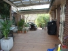 split level deck and pergolas