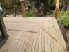 deck corner