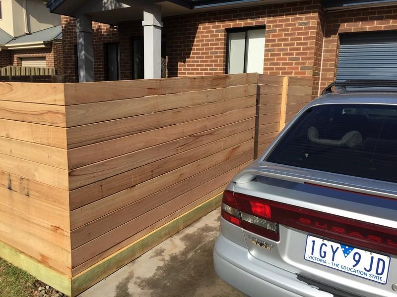 side fence