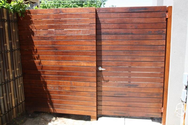 Timber Screens Fences Gate Designs