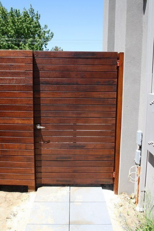 Timber Screens Fences Gate Designs