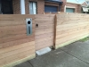 beautiful timber fence melbourne