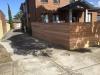 timber fence Altona