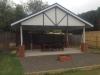 freestanding gable verandah Wantirna Victoria