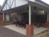 fc sheet fascia gable verandah