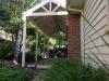gable verandah roof extendas