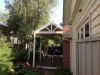 gable verandah attached weatherboard house