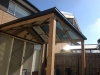 wrap around gutter gable verandah