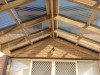 gable frame work