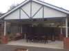 freestanding verandah