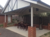gable verandah brick pillars