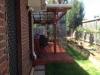 gable timber verandah decking