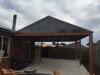 v shape verandah