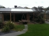 colourbond and polycarbonate roof