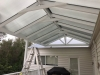 gable vereandah with 10mm twin wall