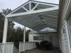white gable verandah