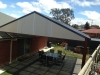 roof extenda verandah colourbond