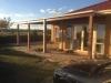 flat roof veranda