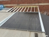flat verandah roof