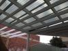 falt roof verandah & pergola