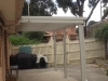 Flat verandah Wantirna