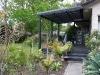 pergola front garden