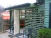 pergola screen door