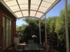 stratco curved roof verandah