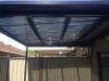 steel flat roof verandah polycarbonate