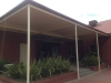 stratco multispan flat verandah