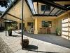 double flat verandah