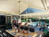 stratco gable flat around pool