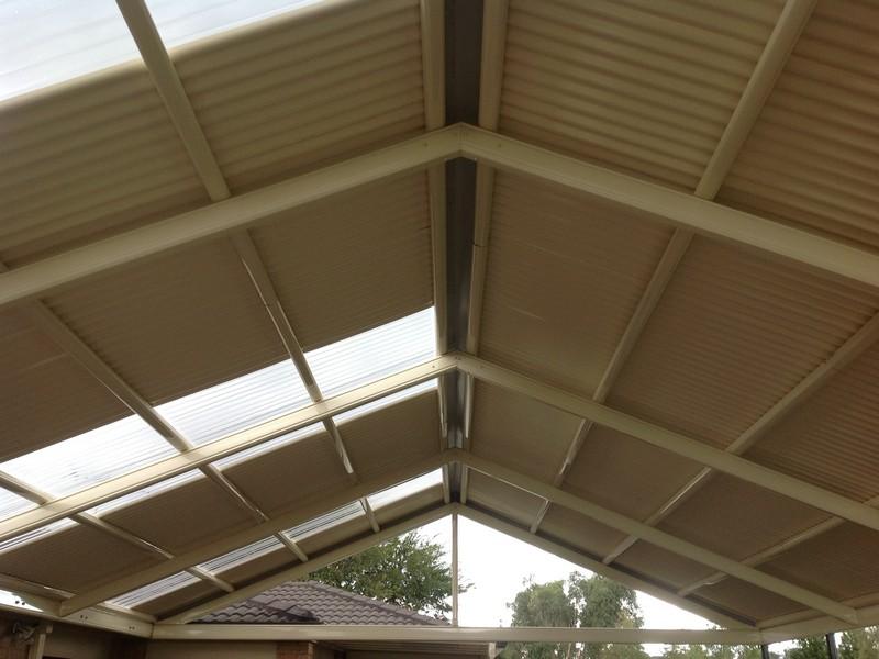 Stratco Gable Roof Verandahs