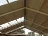 stratco gable verandah polycarbonate cgi roofing